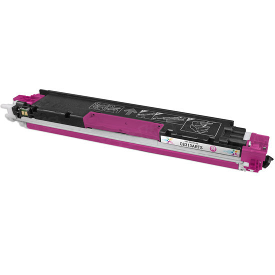 Remanufactured Replacement Magenta Laser Toner for HP 126A