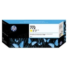 Original HP 772 Yellow Ink Cartridge in Retail Packaging (CN630A) Extra High-Yield
