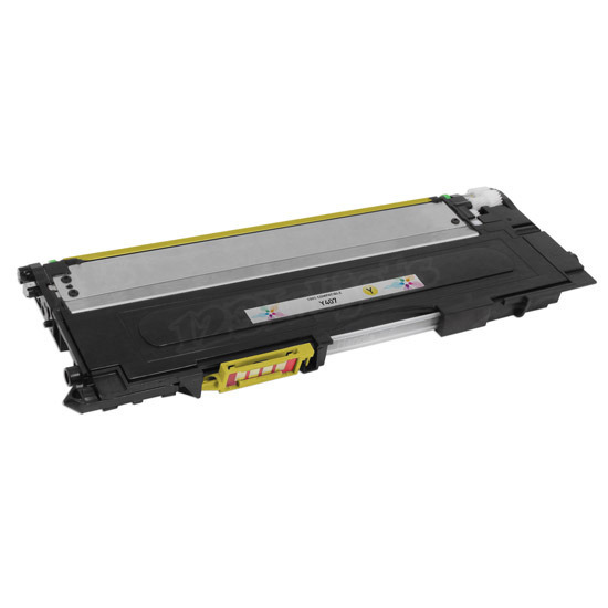 Compatible Alternative to Samsung CLT-Y407S Yellow Toner