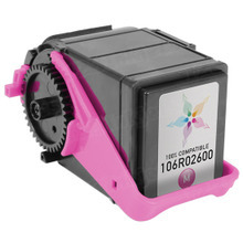 Compatible Magenta Laser Toner Cartridge for Xerox 106R02600