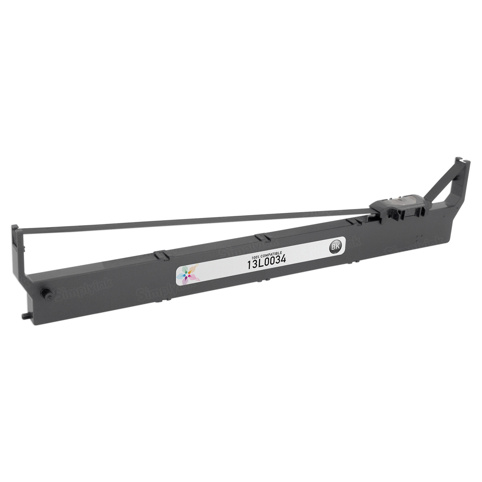 Lexmark Compatible Black 13L0034 Ribbon