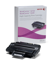 Xerox 106R01486 (106R1486) High Yield Black OEM Laser Toner Cartridge