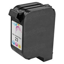 Remanufactured Replacement Ink Cartridge for Hewlett Packard C1823D (HP 23) Tri-Color