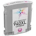 Remanufactured Replacement HY Magenta Ink for HP 940XL