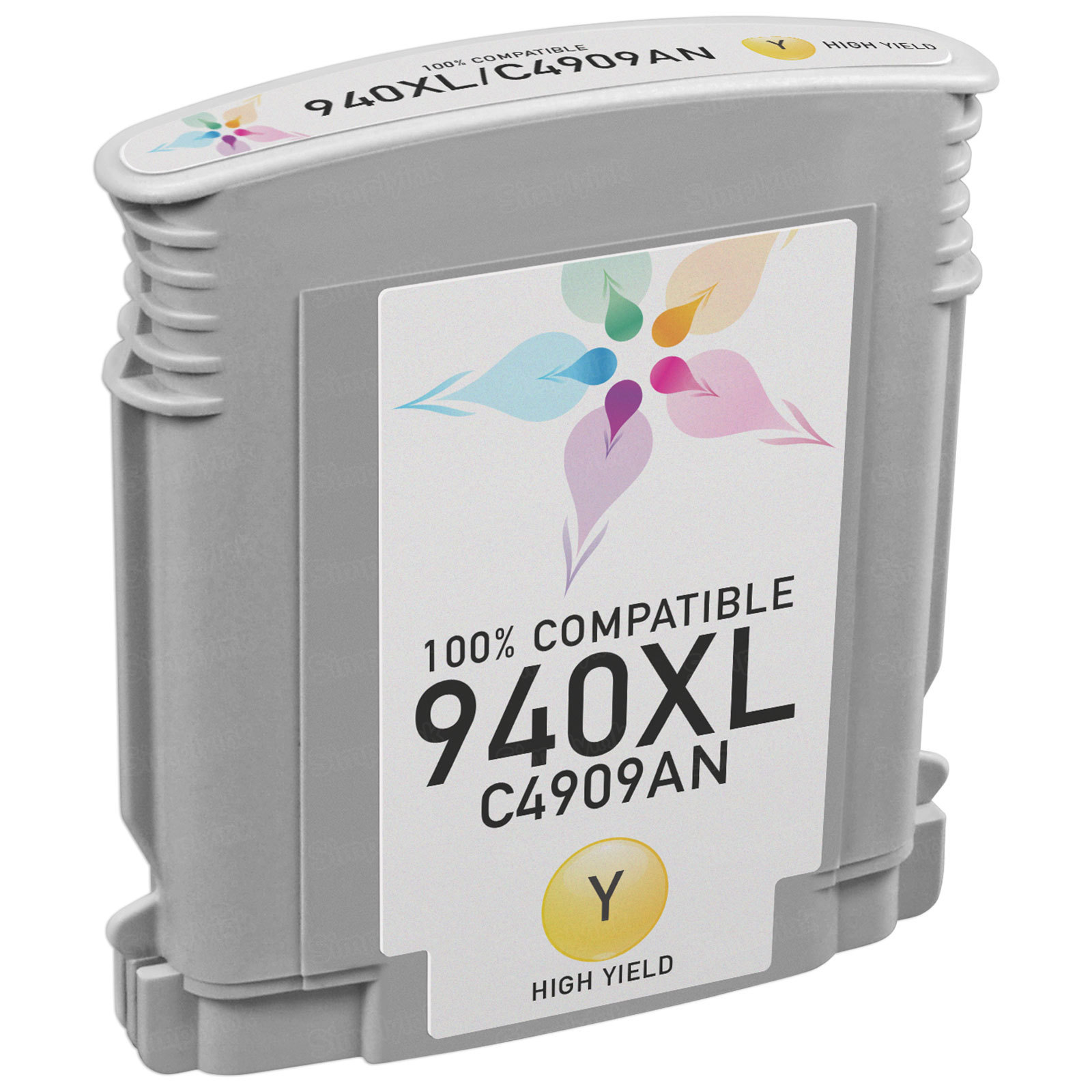 Remanufactured Replacement HY Yellow Ink for HP 940XL