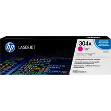 HP 304A (CC533A) Magenta Original Toner Cartridge in Retail Packaging