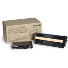 Xerox 106R01535 (106R1535) High Yield Black OEM Laser Toner Cartridge