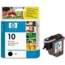 Original HP 10 Black Printhead in Retail Packaging (C4800A)