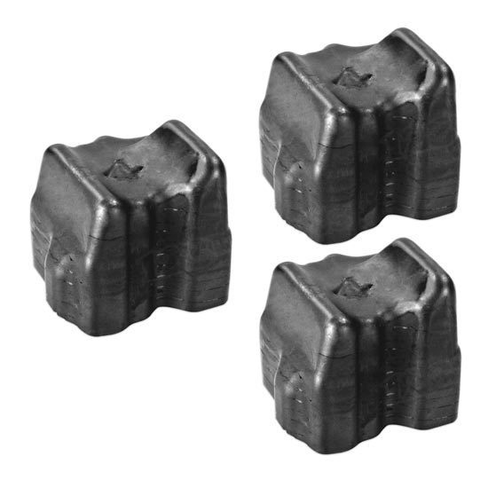 Compatible Xerox 108R00726 3-Pack Solid Ink, Black