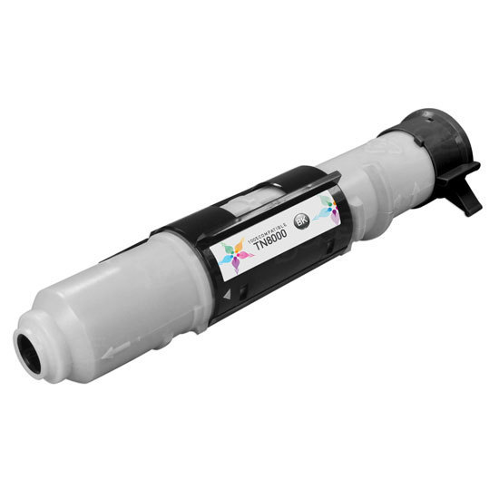 Compatible TN-8000 Black Toner Cartridge for Brother