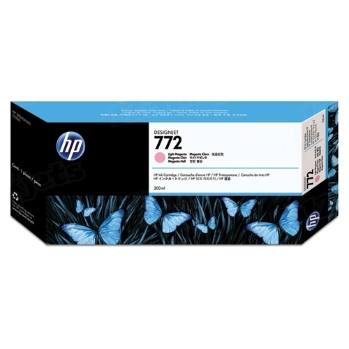 HP 772 Light Magenta Original Ink Cartridge CN631A