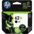 HP 62XL Black Original Ink Cartridge C2P05AN