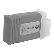 Canon (PFI-107BK) Black Compatible Ink Cartridge, 6705B001