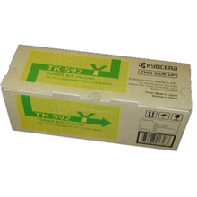 Kyocera-Mita OEM Yellow TK-592Y Toner Cartridge