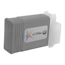 Canon (PFI-107MBK) Matte Black Compatible Ink Cartridge, 6704B001