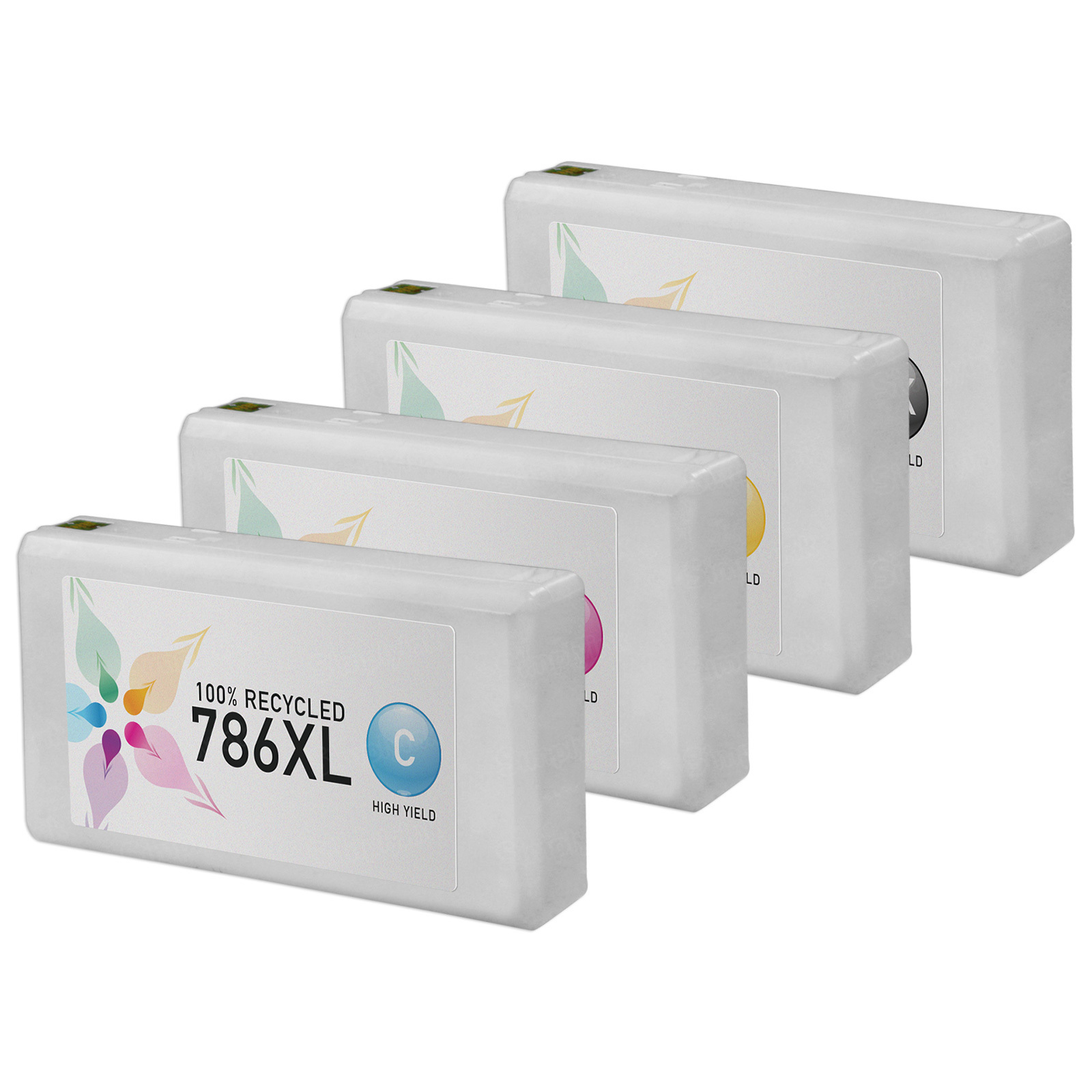 Remanufactured 786XL 4 Pack for Epson