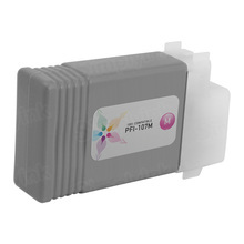 Canon (PFI-107M) Magenta Compatible Ink Cartridge, 6707B001
