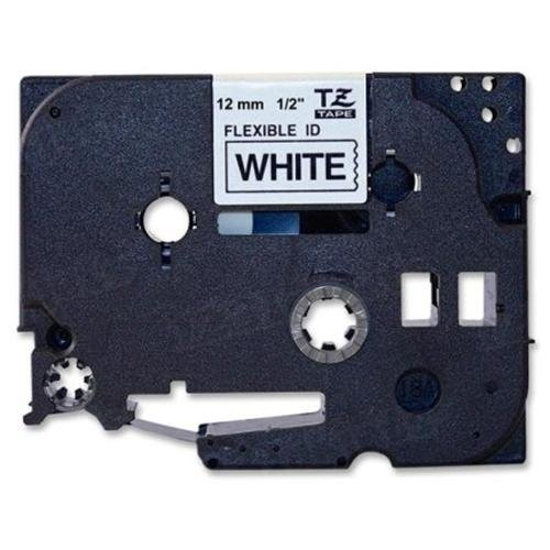 Brother TZe-231 1/2 Black on White OEM Tape