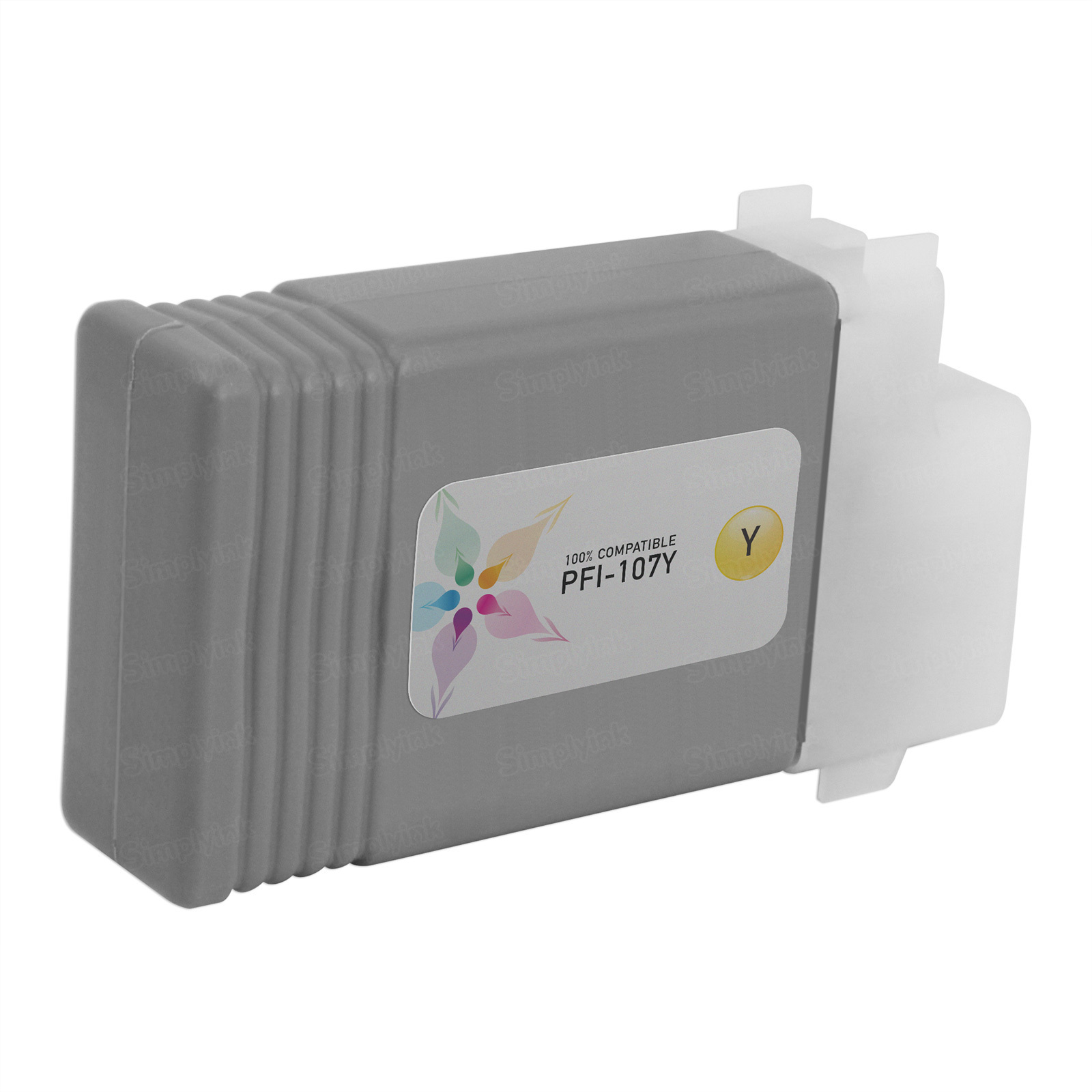 Canon Compatible PFI-107Y Yellow Ink