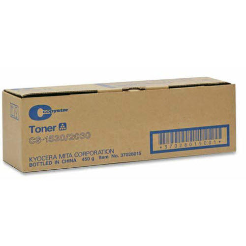OEM CopyStar 37028015 Black Toner Cartridge