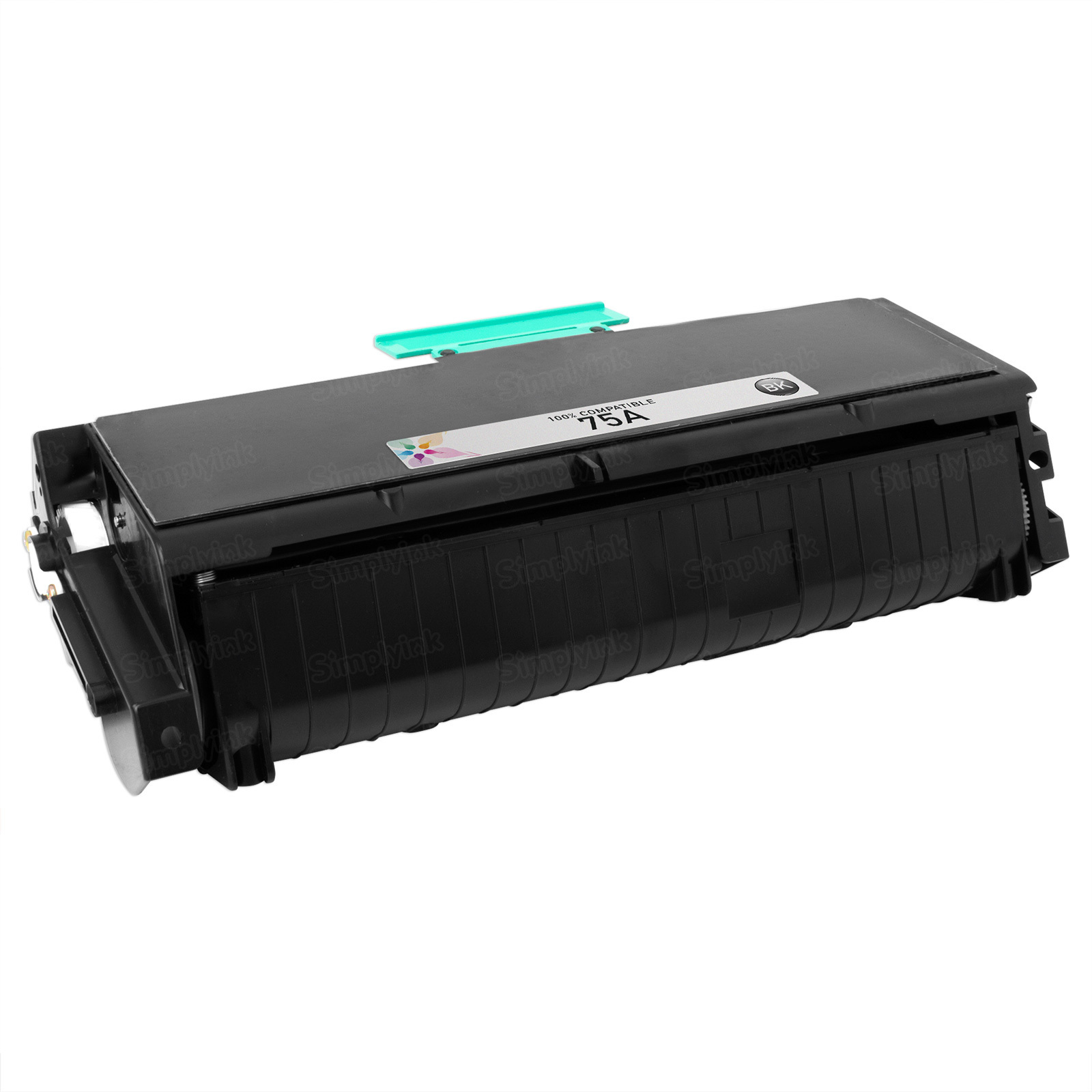Remanufactured Replacement Black Laser Toner for HP 75A