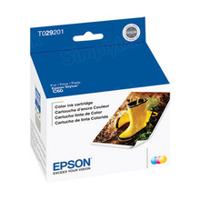 Original Epson T029201 Color Inkjet Cartridge (T029)
