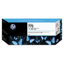 Original HP 772 Light Cyan Ink Cartridge in Retail Packaging (CN632A) Extra High-Yield