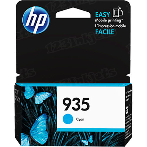 HP 935 Cyan Original Ink Cartridge C2P20AN