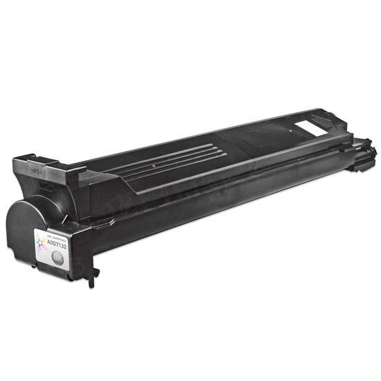 Compatible Konica-Minolta Bizhub C203/C253 Black Toner Cartridge