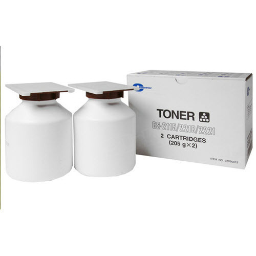 OEM CopyStar 37090015 Black Toner Cartridge