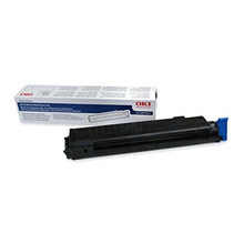 Okidata OEM Black 43979101 Toner Cartridge 3.5K Page Yield