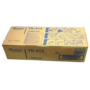 OEM CopyStar TK-413 Black Toner Cartridge