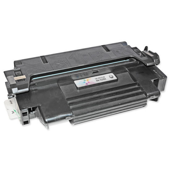 Remanufactured Replacement Black Laser Toner for HP 98A