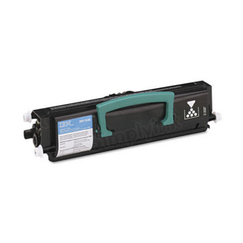 OEM IBM 39V1640 Black Toner Cartridge
