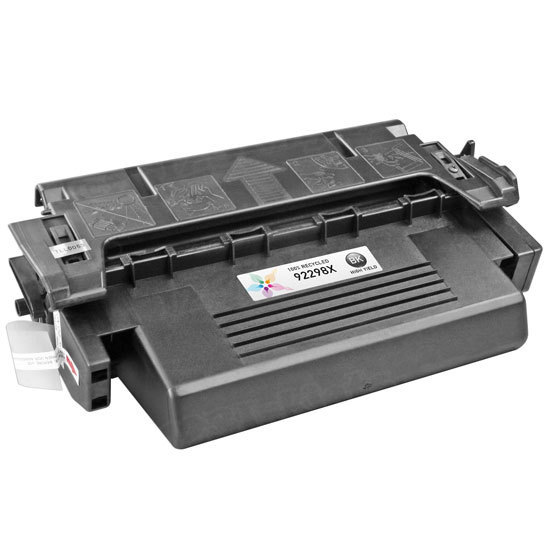 Remanufactured Replacement HY Black Laser Toner for HP 98X
