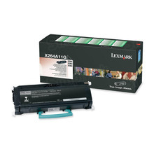 Lexmark OEM Black Return Program Laser Toner Cartridge, X264A11G (3.5K Page Yield)
