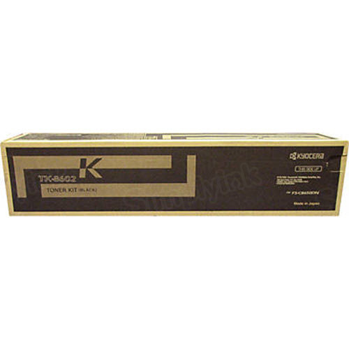 TK-8602K Black Toner for Kyocera Mita