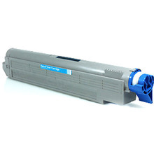 Okidata OEM Cyan 42918923 Toner Cartridge 15,000 Page Yield