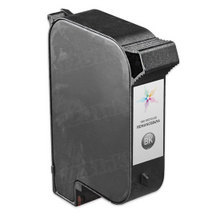 Remanufactured Replacement Ink Cartridge for Hewlett Packard CQ849A Durable Black