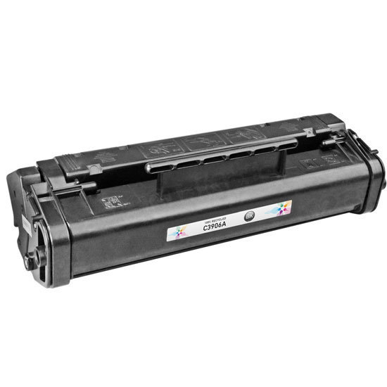 Remanufactured Replacement Black Laser Toner for HP 06A