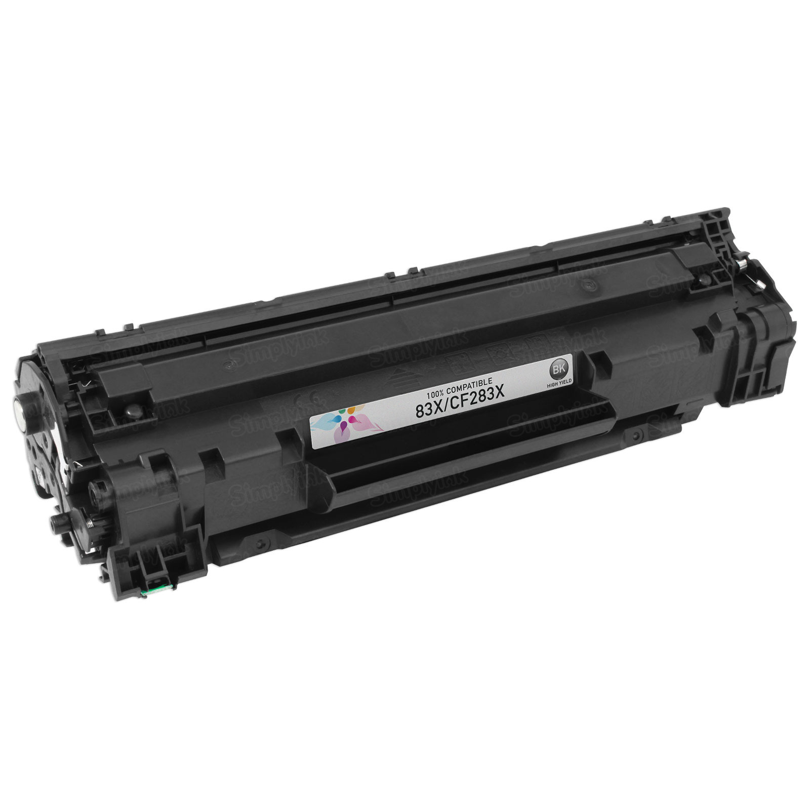 Compatible Brand HY Black Laser Toner for HP 83X
