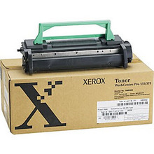 Xerox 106R00402 (106R402) Black OEM Laser Toner Cartridge