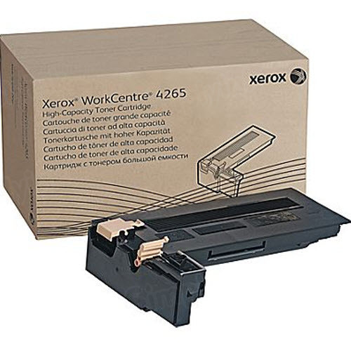 OEM (106R02734) Xerox HC Black Toner Cartridge