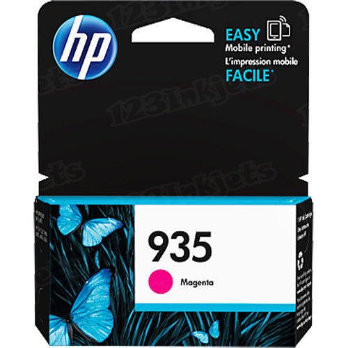 HP 935 Magenta Original Ink Cartridge C2P21AN