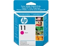Original HP 11 Magenta Ink Cartridge in Retail Packaging (C4837A) High-Yield
