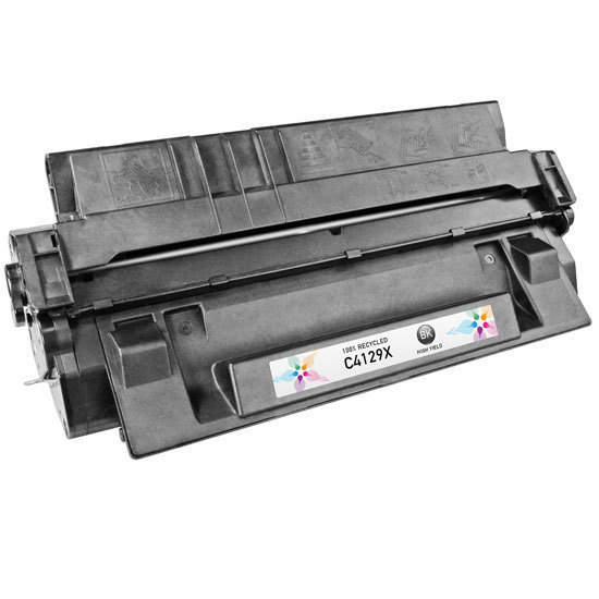 Remanufactured Replacement Black Laser Toner for HP 29X
