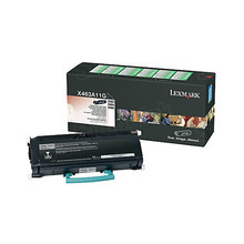 Lexmark OEM Black Return Program Laser Toner Cartridge, X463A11G (X463/X464/X466 Series) (3.5K Page Yield)
