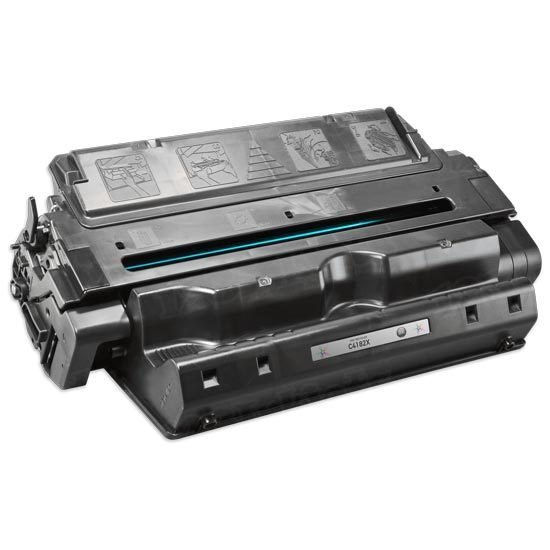 Remanufactured Replacement Black Laser Toner for HP 82X