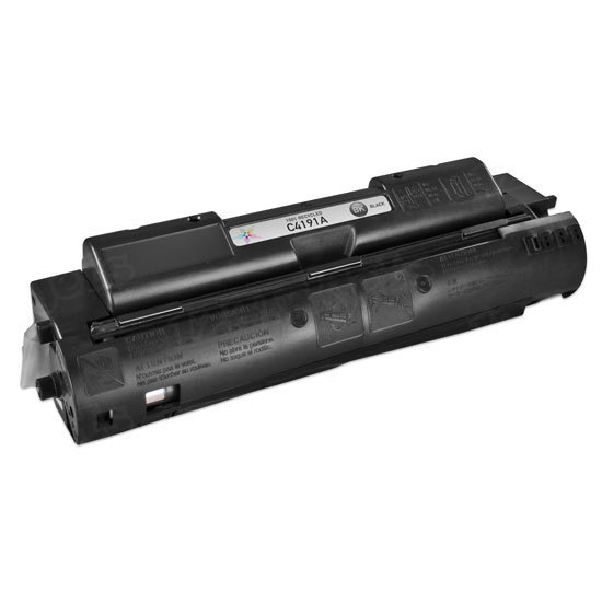 Remanufactured Replacement Black Laser Toner for HP 640A
