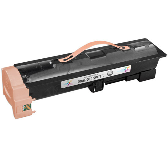 Compatible 006R01159 Black Toner for Xerox